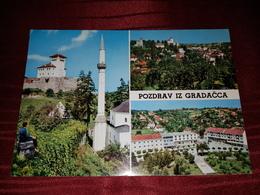 GRADAČAC, ORIGINAL VINTAGE POSTCARD - Bosnia And Herzegovina