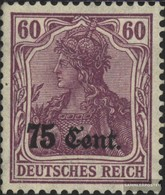 Stage Area West 9 Fine Used / Cancelled 1916 Germania - Bezetting 1914-18