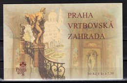 CZECH REPUBLIC - 2006 International Philatelic Exhibition PRAGA 2008  M339 - Czech Republic