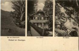 Rotbad Bei Diemtigen - BE Berne