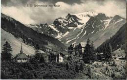 Diemtigtal -  Grimmialp - BE Bern