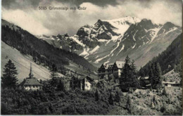 Diemtigtal -  Grimmialp - BE Berne