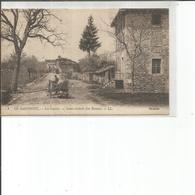 26-LES GOULETS SAINTE EULALIE ATTELAGE - Autres Communes