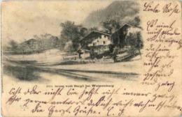 Gruss Vom Bergli Weissenburg - BE Berne