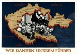 Wir Danken Unserem Führer - Adolf Hitler - Weltkrieg 1939-45