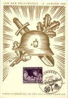 Tag Der Briefmarke 1942 - Guerre 1939-45