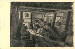 Wachunterstand Im Sundgau - Guerre 1914-18