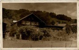 Schönried - Hotel Bahnhof - BE Berne