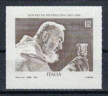 Italien 'Pio Von Pietrelcina (Pater Pio)' / Italy 'Saint Pio Of Pietrelcina (Padre Pio)' **/MNH 2018 - Christianity