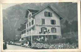 Flüelen - Restaurant Edelweiss - UR Uri