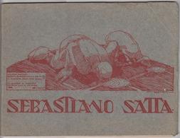 Albo Sattiano, 1924 (del Comitato Per Le Onoranze A Sebastiano Satta) - Livres, BD, Revues