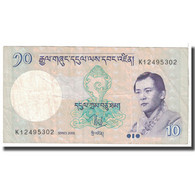 Billet, Bhoutan, 10 Ngultrum, 2006, KM:29, B - Bhutan