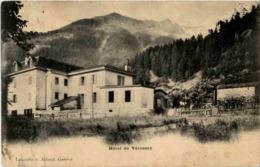 Hotel De Verossaz - VS Wallis