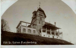 St. Gallen - Freudenberg - SG St. Gallen