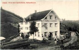 Gruss Aus Landscheide - Schwellbrunn - AR Appenzell Outer-Rhodes