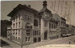 Geneve - Maison Communale - GE Genf