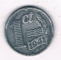 1  CENT  1941  NEDERLAND /7805// - 1 Cent