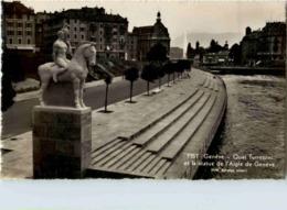 Geneve - Quai Turrettini - GE Genf