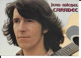 JEAN MICHEL CARADEC - Autographs