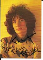 MARIE PAULE BELLE - Autographs