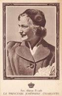 La Princesse Joséphine Charlotte (pk50723) - Koninklijke Families
