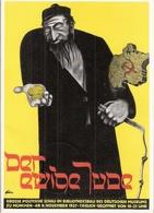 3. Reich Propaganda Ganzsache Der Ewige Jude Grosse Politische Ausstellung 19.12.1937 München Sonderstempel Blanco - Ganzsachen