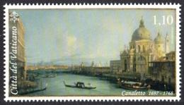 5.- VATICAN CITY 2018 VENEZIAN PAINTERS - CANALETTO - Vaticano (Ciudad Del)