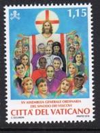 7.- VATICAN CITY 2018 XV GENERAL ASSEMBLY SYNOD OF THE BISHOPS - Vaticano (Ciudad Del)