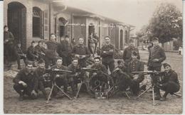 Lot De 2 Cartes Du Camp De Bitche 1930 Et 1938 - Regiments