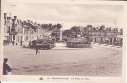CPA - 29. COURSEULLES La Place Du Caen - Courseulles-sur-Mer
