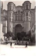 MALAGA - Puerta De Las Cadenas - Málaga