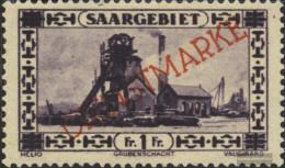 Saar D20a With Hinge 1927 Landscapes - Officials
