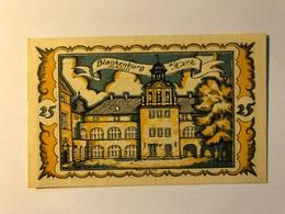 Allemagne Notgeld Braunschweig 25 Pfennig - [ 3] 1918-1933 : République De Weimar