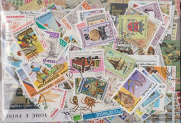 Portugal Portuguese Colonies With Independent States Stamps-300 Different Stamps - Portugal