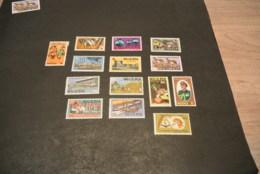 K17575- Stamps MNH Nigeria1973-1974 - Nigeria (1961-...)