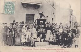 Manifestations Viticoles   Groupe Narbonnais De L Ultimatum        Narbonne  ? - Vignes