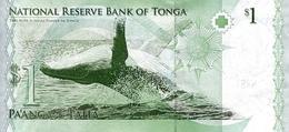 TONGA P. 37 1 P 2011 UNC - Tonga