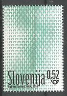SI 2018-25 100A°I WW, SLOVENIA, 1 X 1v, MNH - Slowenien