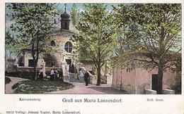 AK Maria-Lanzendorf - Gruß Aus Maria Lanzendorf - Kalvarienberg - Heil. Grab  (37690) - Bruck An Der Leitha