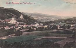 AK Markt Kirchberg Am Wechsel - 1908 (37691) - Neunkirchen