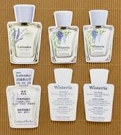 CC Carte 'CRABTREE & EVELYN' ASSORTIMENT Perfume Card ASIE ECT... - Cartes Parfumées