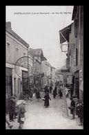 CASTELJALOUX (47) - La Rue De Veyries - Casteljaloux