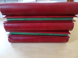 5 Safe Variant Alben Mit Ca. 40 Hüllen 863 (7733) - Alben & Binder