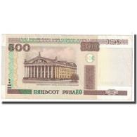 Billet, Bélarus, 500 Rublei, 2000, KM:27A, TTB - Belarus