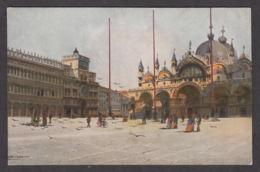 86879/ VENEZIA, Chiesa San Marco E Torre Dell'Orologio, Ed. A. Sirocchi - Venezia (Venice)