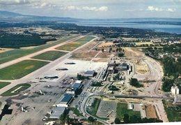 (81)  CPSM  Geneve Cointrin Aeroport   (Bon Etat) - GE Genève