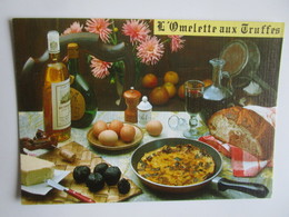 Recette Du Perigord 1598. L'Omelette Aux Truffes. Rene - Recipes (cooking)