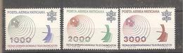 Vaticano - Serie Completa Nuova: 10° Giornata Mondiale Delle Telecomunicazioni - 1978 * G - Vatican