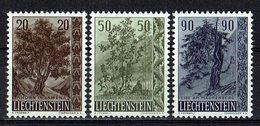 Liechtenstein 1958 // Mi. 371/373 ** - Liechtenstein
