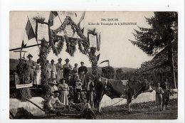 25 - DOUBS - L'Arc De Triomphe De L'Absinthe (Pontarlier) - Pontarlier